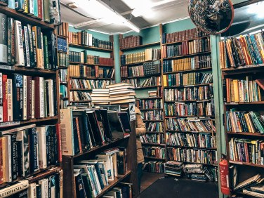 Any amount of books (4)